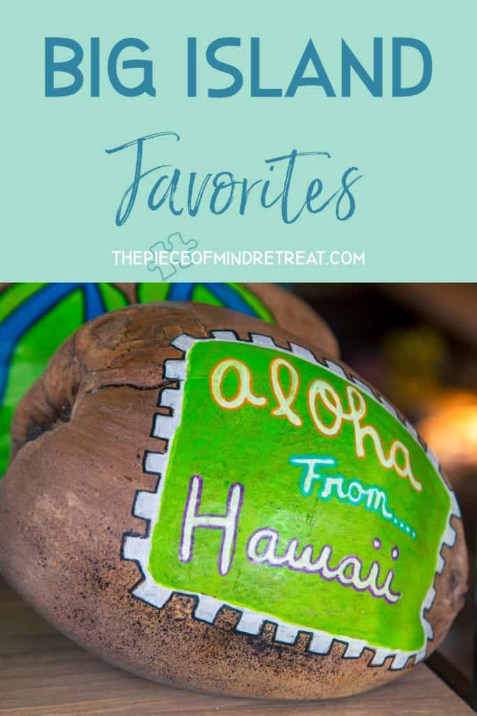 Big Island Favorites