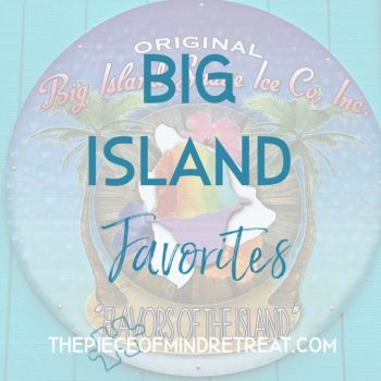 Big Island Favorites