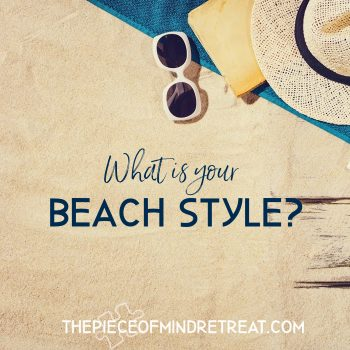 What's Your Beach Style? 4 Style Options to Try