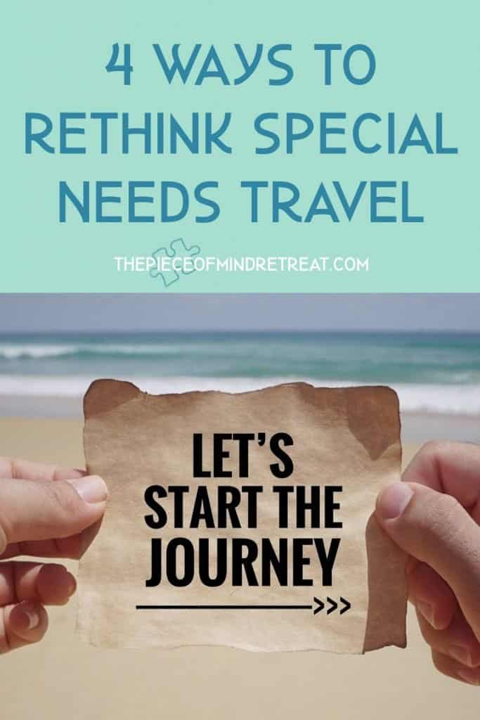 Rethinking Travel for Your Special Needs Family
