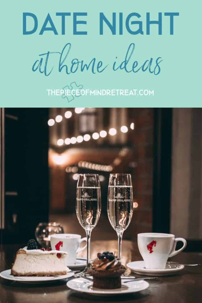 Date Night at Home Ideas