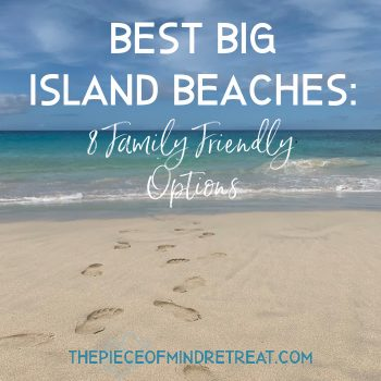 Best Big Island Beaches: 8 Family-Friendly Options